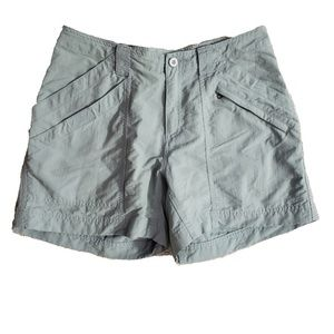 Royal Robbins seafoam shorts